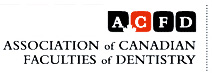 Association of Canadian Faculties of Dentistry Logo